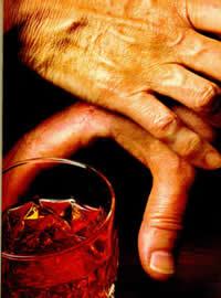Appezzamenti da alcool e farmaci